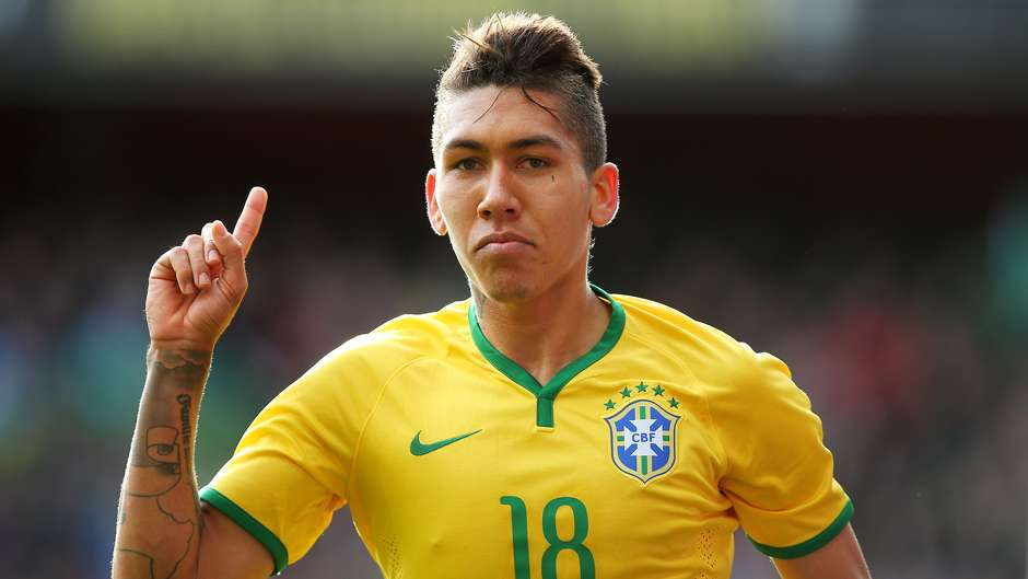 united target roberto firmino posts trick