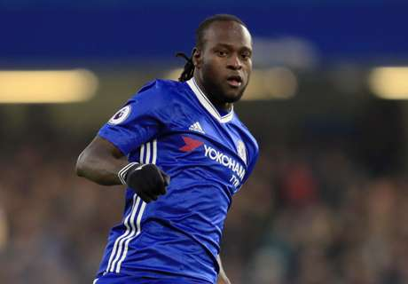 Moses starts against Southampton