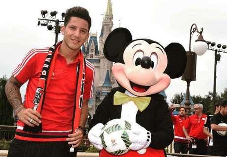 Florida Cup: el fútbol invade Disney