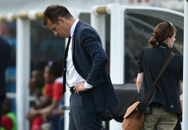 Dunga sacked as Brazil coach