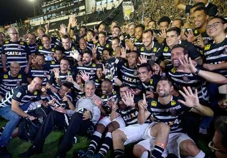 Corinthians brasilianischer Meister