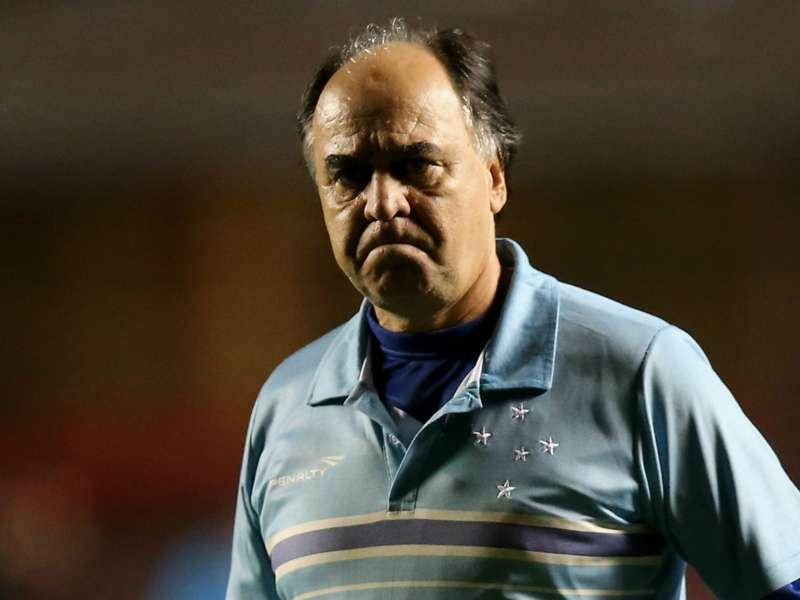 Pensando na Libertadores, Marcelo Oliveira cogita usar reservas contra o Corinthians