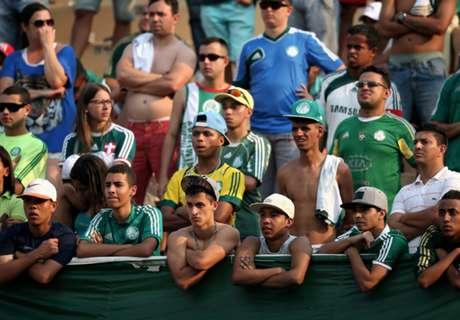Santos, tifoso ucciso da ultras Palmeiras