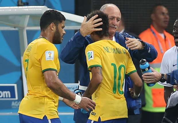 Scolari dismisses Kovac referee criticism