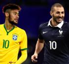 Neymar x Benzema: Hora do desempate?