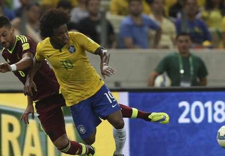 Willian: Brasil Menuju Rusia 2018