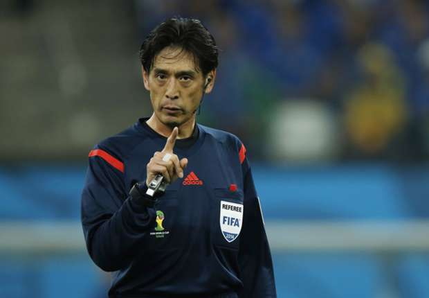 Lovren slams referee after Croatia lose opener