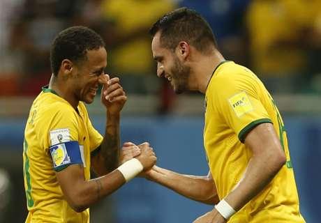 IN PICTURES: Brazil 3-0 Peru