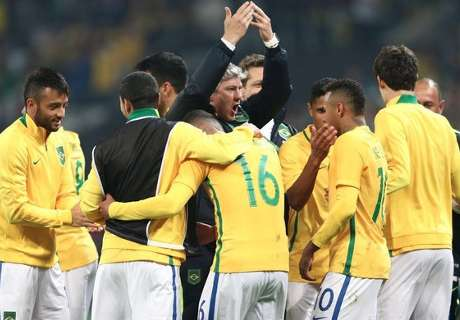 Papito on the secret to Brazil's gold