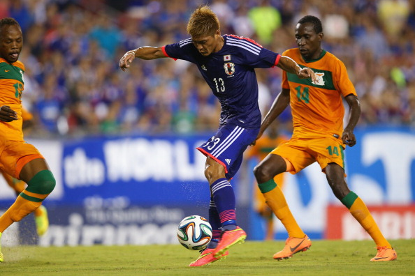 World Cup 2014: Ivory Coast fight back to beat Japan