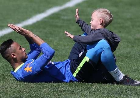 Cara Neymar Buat Telur Ceplok