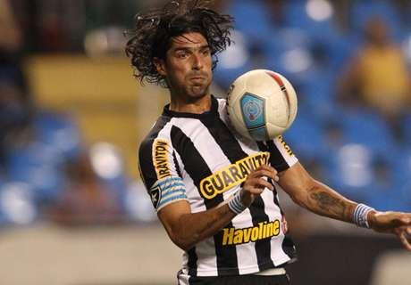 Abreu se aleja de Botafogo