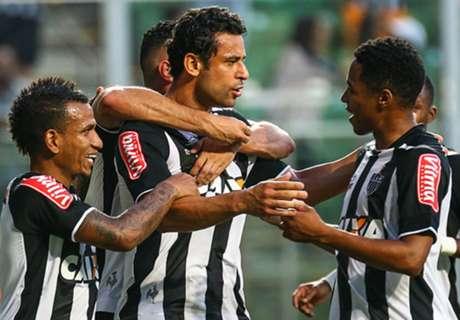 Primeira Liga: Atlético-MG 2 x 0 Joinville