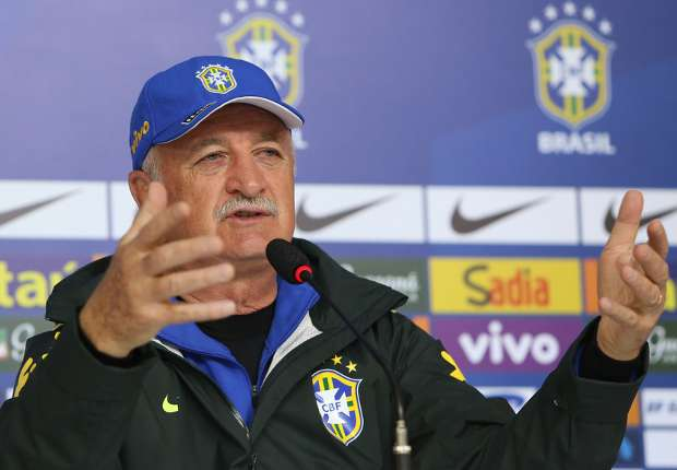 'I want a Brazil-Argentina final' - Scolari