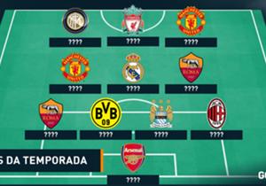 A Goal selecionou os jogadores que decepcionaram nas principais ligas do Velho Continente. Confira quem ficou devendo em 2014/15. Apresentamos os piores da temporada. Na sua opinião, faltou algum nome?