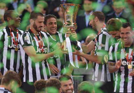 Juventus' Treble Dream Moves Closer