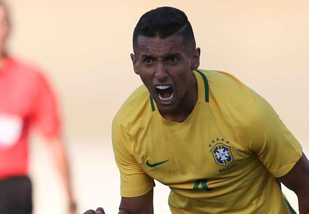 Quartet of Brazil internationals named in Goal 50