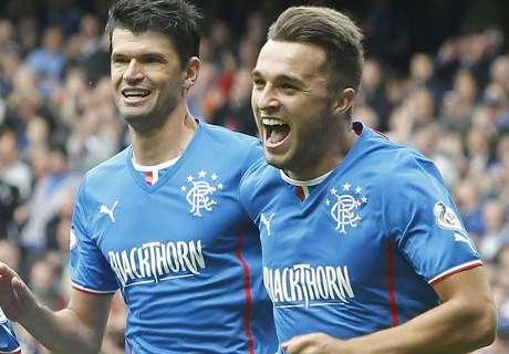 Brasuca vibra com retorno do Rangers