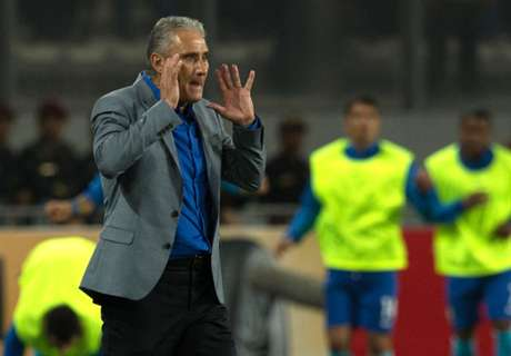 Tite: Peru were real test for Brazil