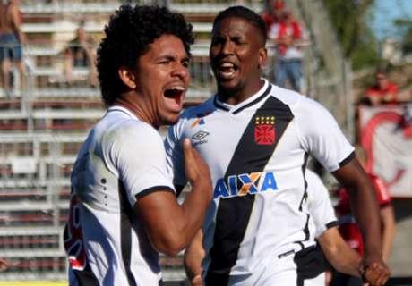A 1ª aposta do Vasco para 2017