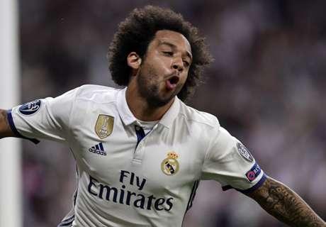 Real'i Marcelo ipten aldı