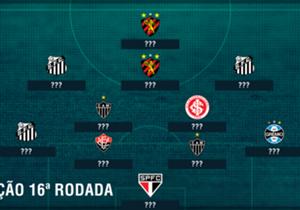 O Palmeiras perdeu em casa e viu várias equipe se aproximarem na tabela de classificação. Na parte de baixo da tabela, o Sport conseguiu uma importante vitória fora de casa. Confira os destaques dos jogos do fim de semana e desta segunda