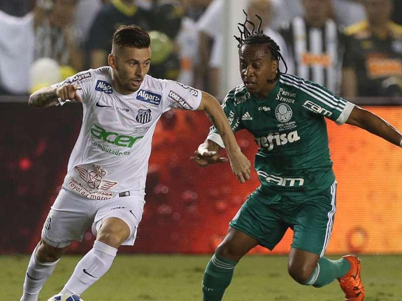 Libertadores agora, só pela Copa do Brasil: O erro de objetivo de Santos e Palmeiras