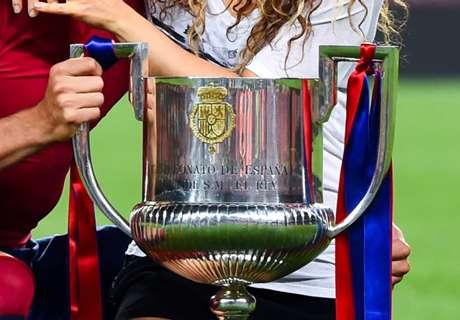 Segunda ronda de la Copa del Rey