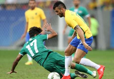 In numbers: Brazil 0-0 Iraq