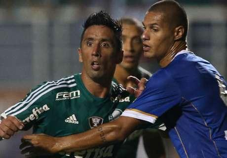 Como Barrios passou pelo Palmeiras