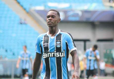 Galeria: Lincoln, a joia do Grêmio