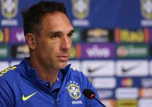 Aos 38 anos, Fernando Prass é o jogador mais velho que já foi convocado para a Seleção Olímpica do Brasil