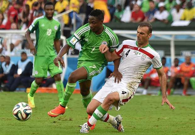 Irán 0-0 Nigeria: Primer empate en la Copa del Mundo