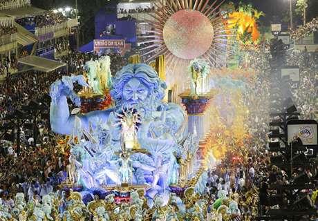 Qual seria seu time no carnaval?