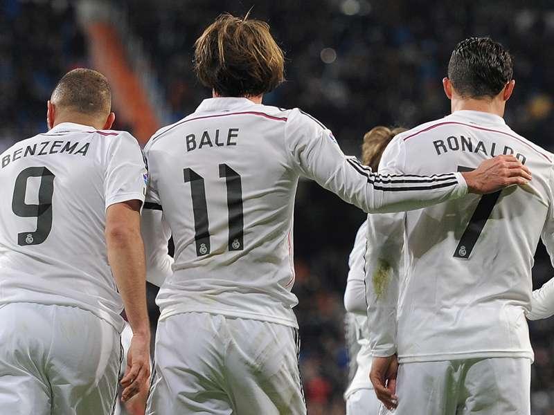 Hala Madrid: Já passou da hora do trio BBC sair de cena