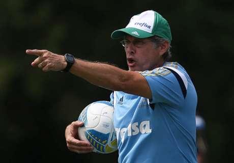 Mistério no Palmeiras