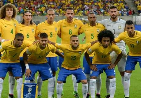 O início conturbado da Seleção em 2016