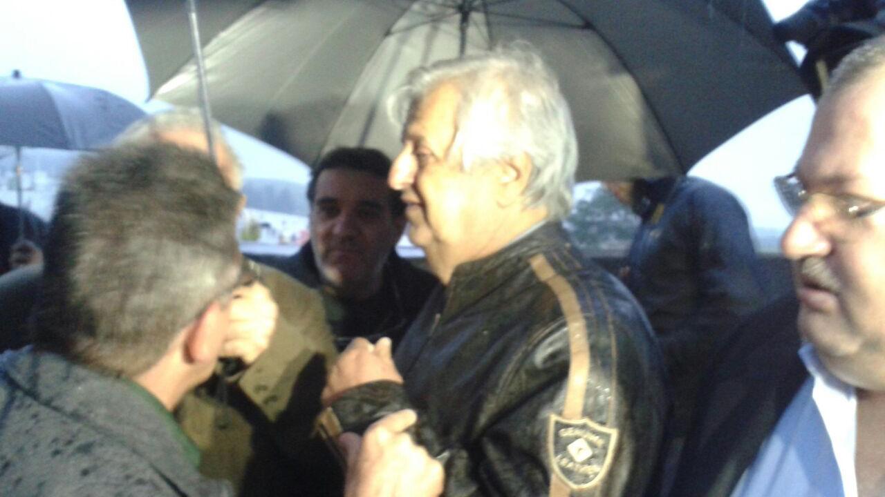 Presidente do Santos está internado em hospital em São Paulo