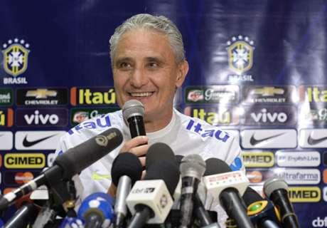 Brasil, con locales contra Colombia
