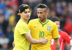 Brazil 1-0 Chile | Emirates Stadium, London | 29/03/2015