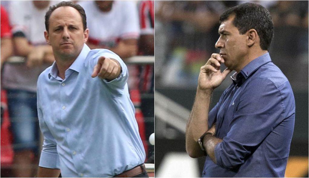 Palmeiras, Santos e São Paulo têm quartas definidas; falta apenas o Corinthians
