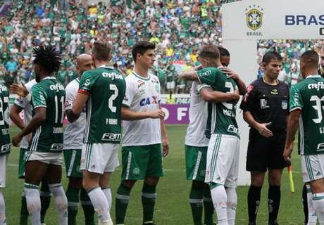 Palmeiras x Chape será reencontro de sentimentos