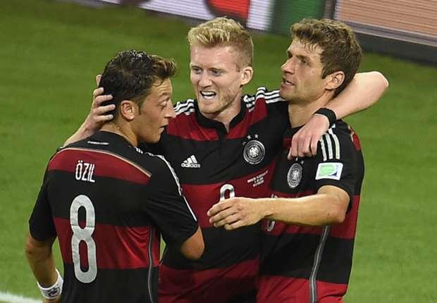 Alemania no tuvo piedad de Brasil y lo goleó 7-1 en la semifinal