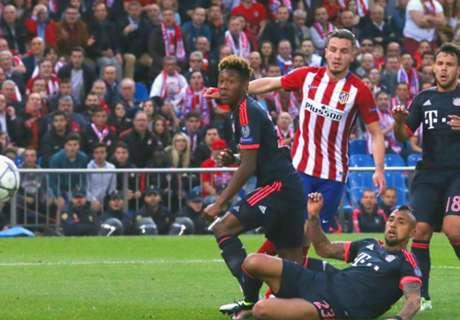 Nach 0:1: Bayern kommt meist weiter