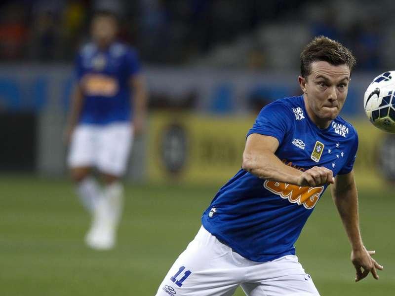 Dagoberto fez história no Cruzeiro, mas não deverá ser mais protagonista na elite do futebol nacional