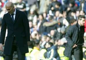 Pada Sabtu (28/5) Zinedine Zidane dan Diego Simeone akan bersaing untuk merengkuh trofi Liga Champions perdana dalam karier kepelatihan mereka saat masing-masing memimpin Real Madrid dan Atletico Madrid bertarung di final di San Siro. <br><br><b>Goal</...
