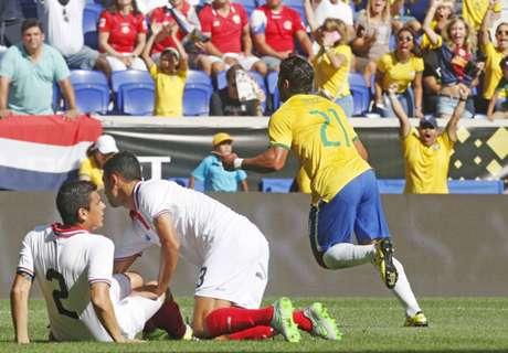 Brésil-Costa Rica 1-0 (résumé)