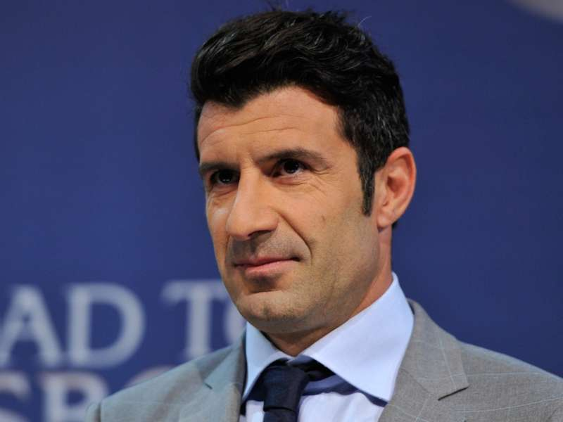 'Football has lost' - Figo hits out at Blatter re-election