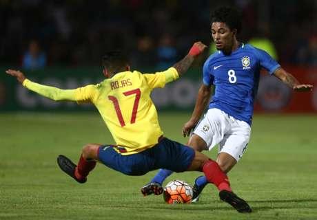 Brasil reencontra o Equador no sub20