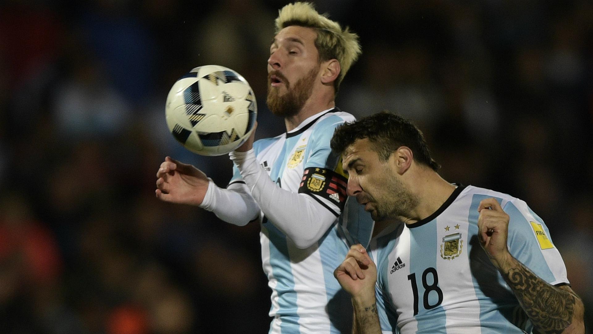 La formación de Perú para enfrentar a Argentina — Eliminatorias